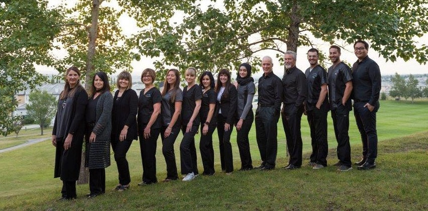 Hamptons Dental, Calgary NW team